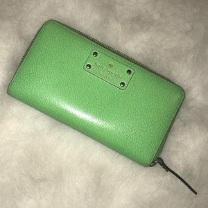 Kate Spade 'Cameron Street- Lacey' Leather Wallet